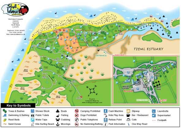 Shell Island Wales Holiday Parks